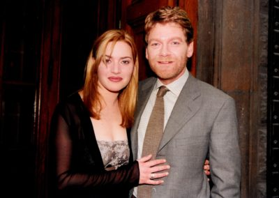 Kate Winslet e Kenneth Branagh